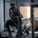 Arrow - 5.03 - A Matter of Trust