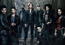 Season 3 Promotional Poster of Shadowhunters