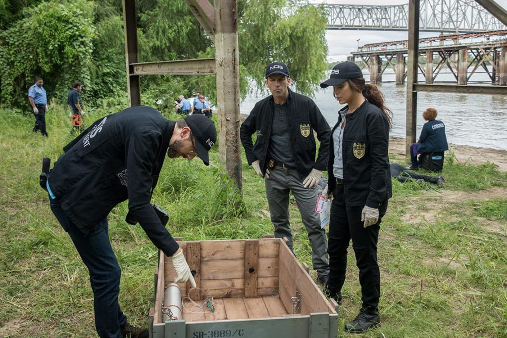 NCIS: New Orleans - 5.02 - Preview