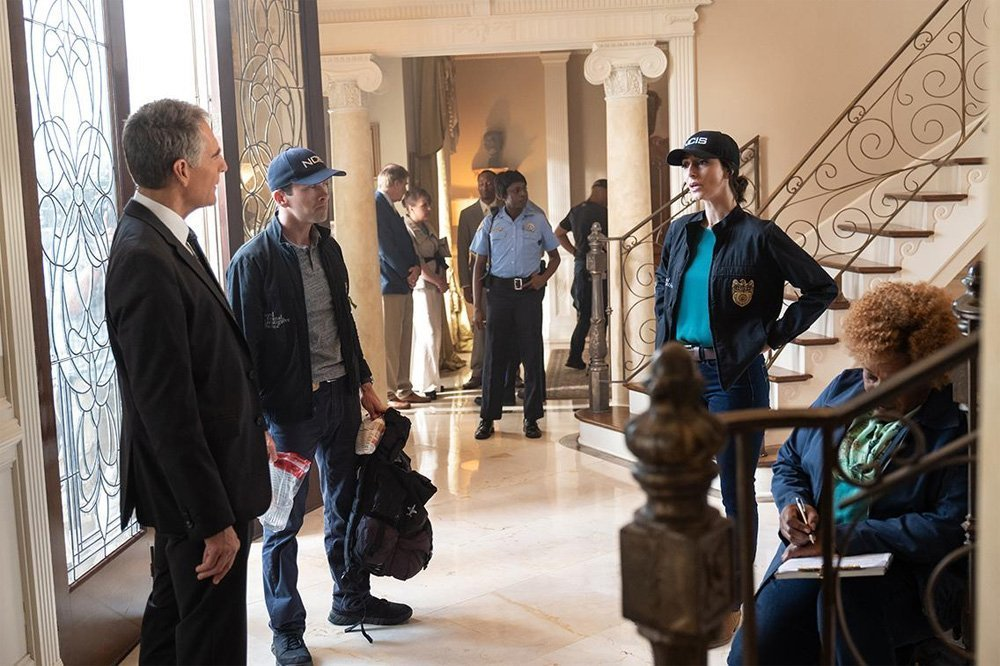 NCIS: New Orleans - S05E19 - Preview