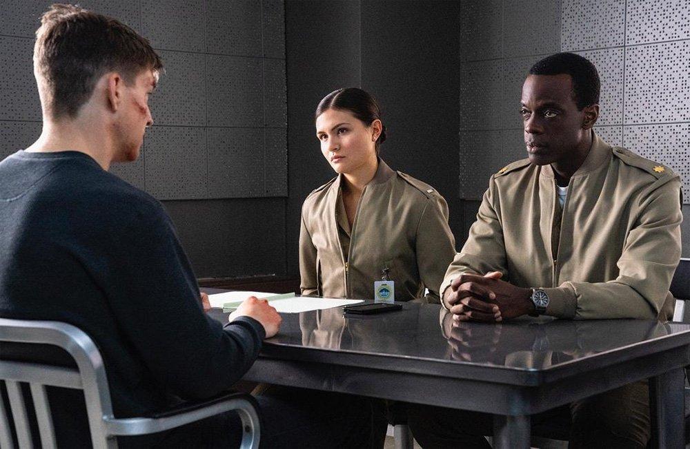 The Code - S01E03 - Preview