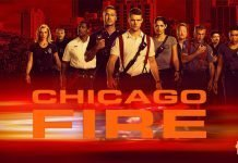 Chicago Fire - NBC - Season 8