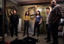 Hawaii Five-0 - 10.05 - Don't blame Ghosts and Spirits for one's Troubles, a Human is Responsible