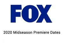 FOX Announces 2020 Midseason Premiere Dates