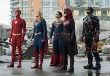 Supergirl - 5.09 - Crisis on Infinite Earths: Part One