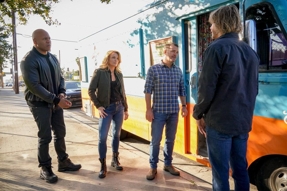 NCIS: Los Angeles - 11.12 - Preview