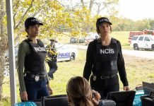 NCIS: New Orleans - 6.10 - Requital