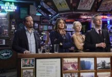 Law & Order: SVU - 21.12 - The Longest Night of Rain