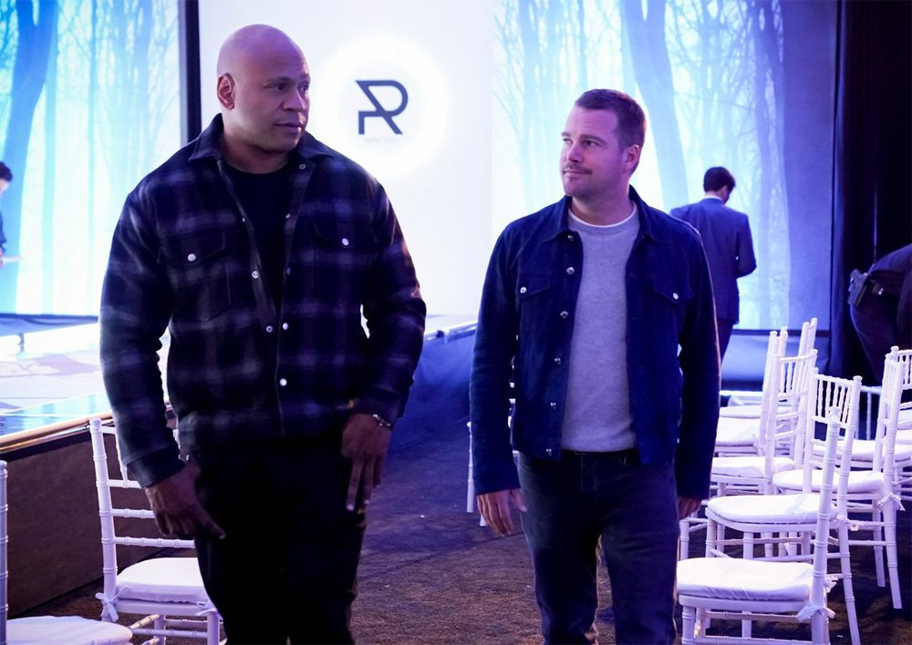 NCIS: Los Angeles - 11.13 - Preview
