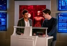The Flash - 6.14 - Death of the Speed Force