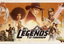 DC's Legends of Tomorrow - Season 5 - The CW