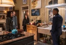 NCIS: New Orleans - 6.14 - The Man in the Red Suit