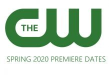 THE CW ANNOUNCES SPRING 2020 PREMIERE DATES