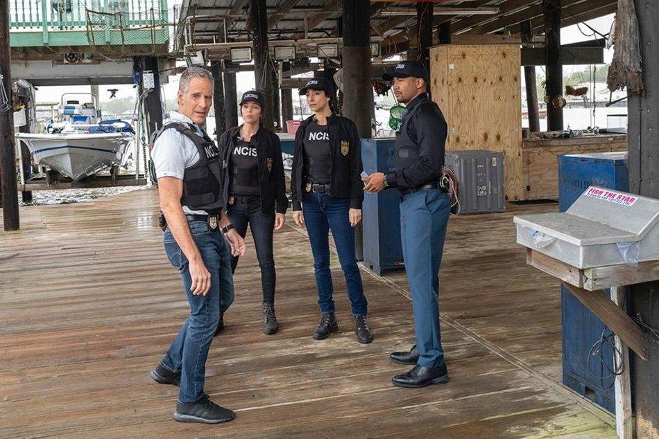 NCIS: New Orleans - 6.19 - Monolith