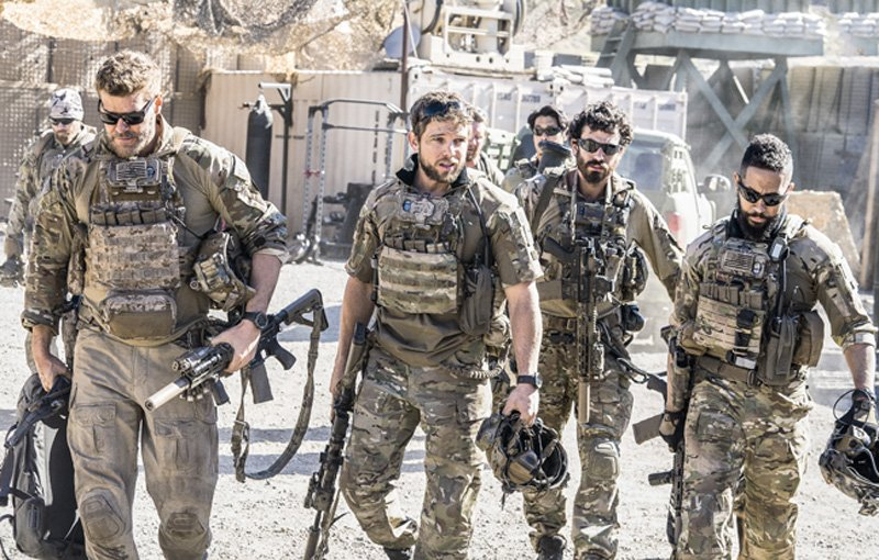 Seal Team - 3.19 - Preview