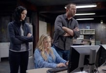 Blindspot - 5.08 - Ghost Train