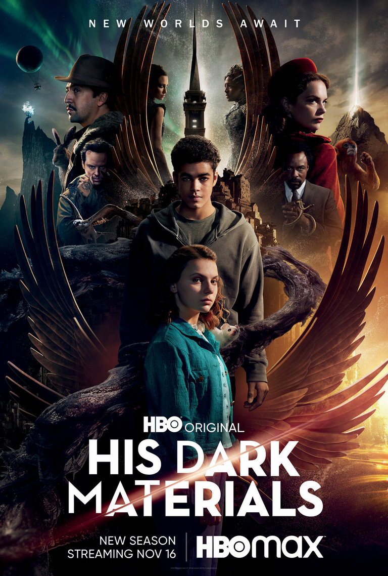 HBO Announces HIS DARK MATERIALS Season 2 Premiere Date on November 16