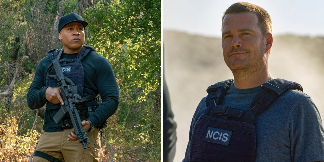 NCIS: Los Angeles  - 12.01 - Preview