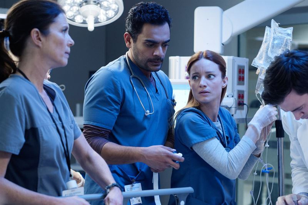 "NBC Medical Drama ""TRANSPLANT Renewed for Season Two"