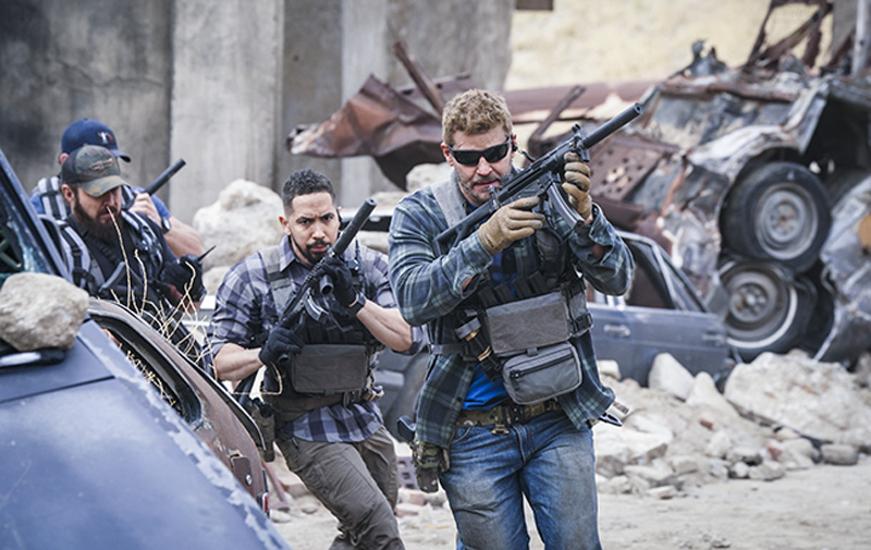 Seal Team - 4.08 - Preview