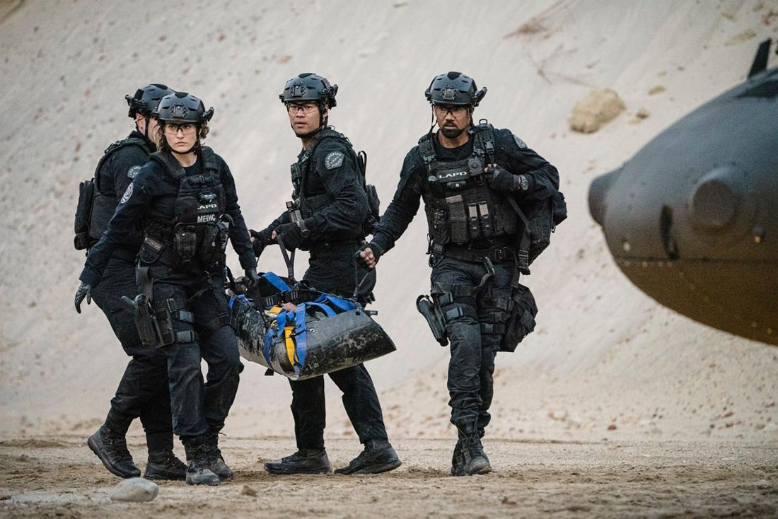 S.W.A.T. - 4.10 - Preview