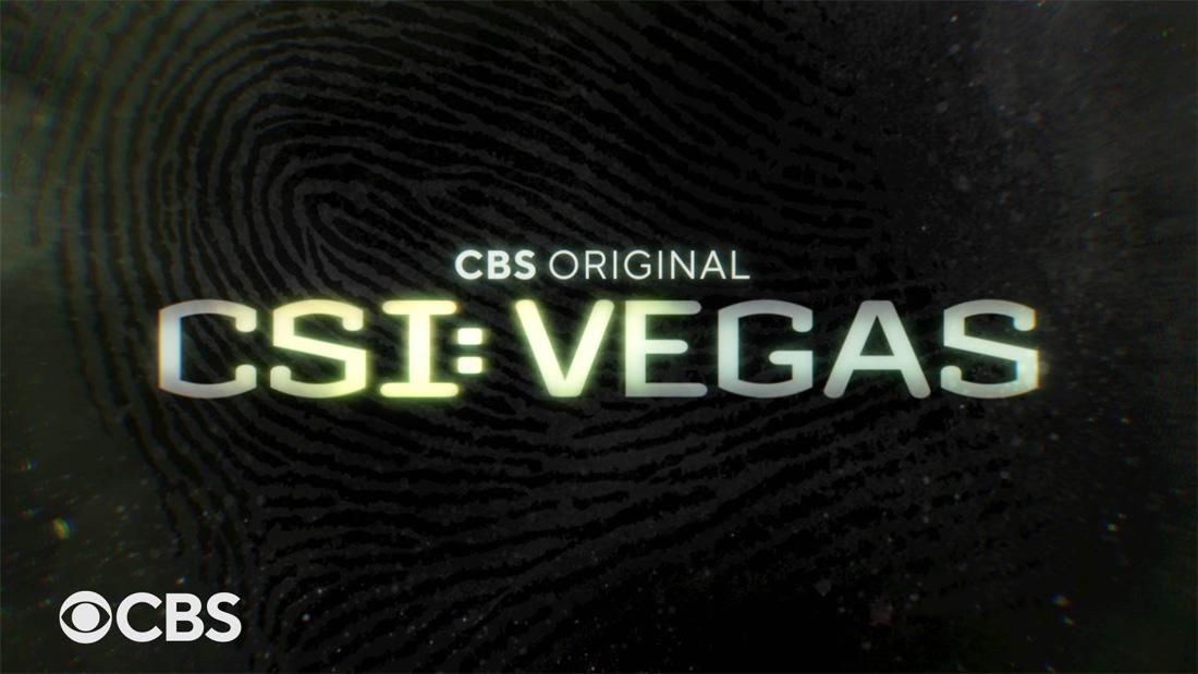CSI: Vegas Announcement