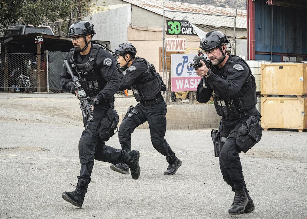 S.W.A.T. - 4.17 - Preview