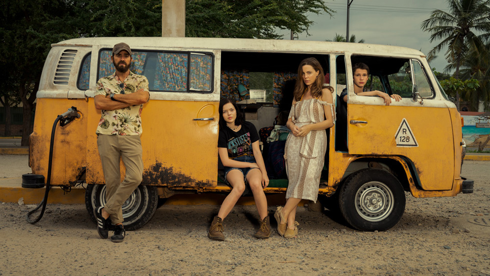"""Apple renews critically acclaimed hit drama """"The Mosquito Coast"""" for season two"""