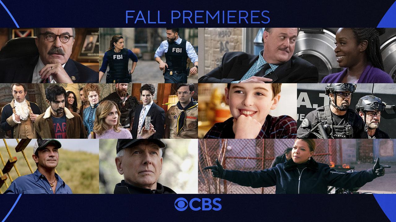 CBS Announces Fall 2021-2022 Primetime Premiere Dates